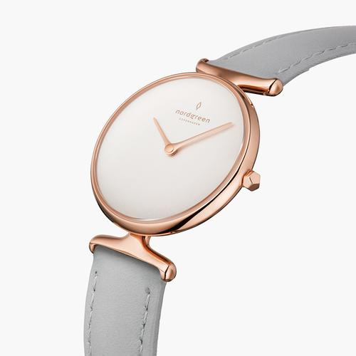 ノードグリーンの腕時計のユニカの画像