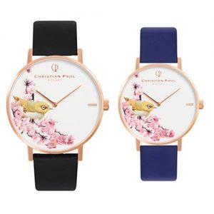クリスチャンポールの腕時計ギャリーフレミングの画像