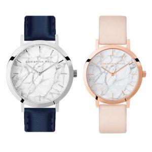 クリスチャンポールの腕時計マーブルの画像