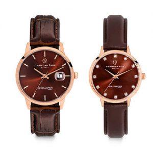 クリスチャンポールの腕時計ロックハンプトンの画像