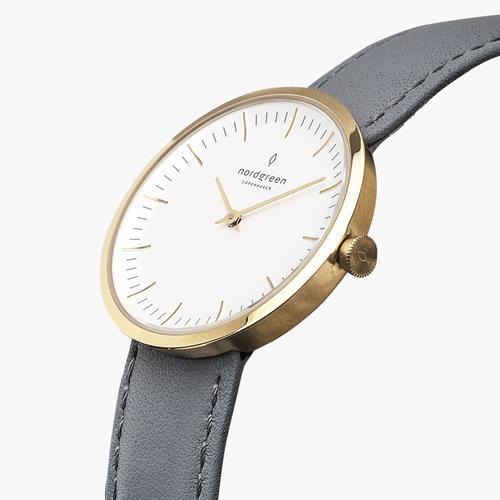 ノードグリーンの腕時計のインフィニティの画像