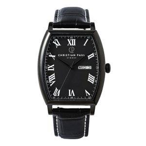 クリスチャンポールの腕時計オペラOP01BKSCBKの画像