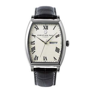 クリスチャンポールの腕時計オペラOP02BKSCSVの画像
