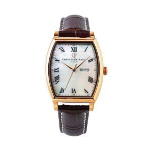 クリスチャンポールの腕時計オペラOPL03BRSCPGの画像