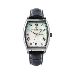 クリスチャンポールの腕時計オペラOPL04BKSCSVの画像