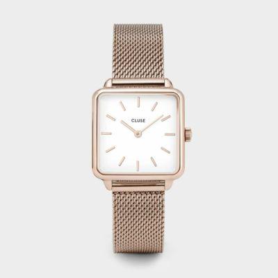 クルースの腕時計のラ・テトラゴンの画像