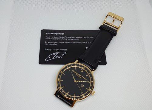 クリスチャンポールの腕時計の画像