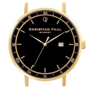 クリスチャンポールの腕時計ヘッドの画像