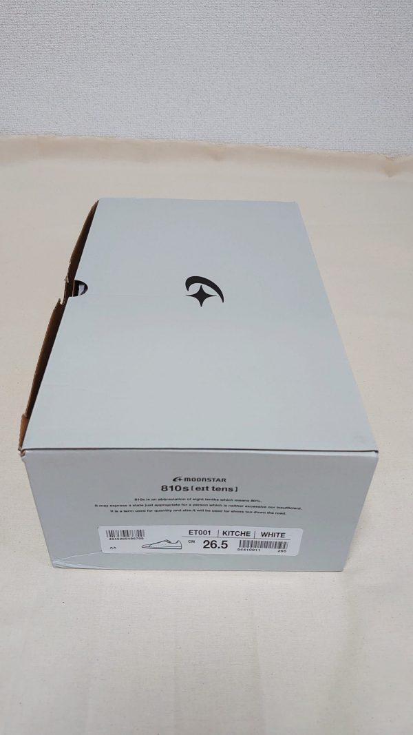 ムーンスター810s/キッチェのボックス画像