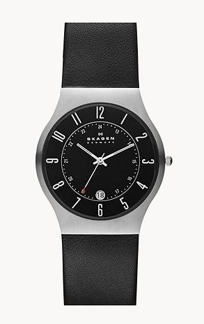 スカーゲンの腕時計の233XXLSLBの画像